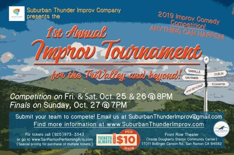 1st Annual Improv Tournament