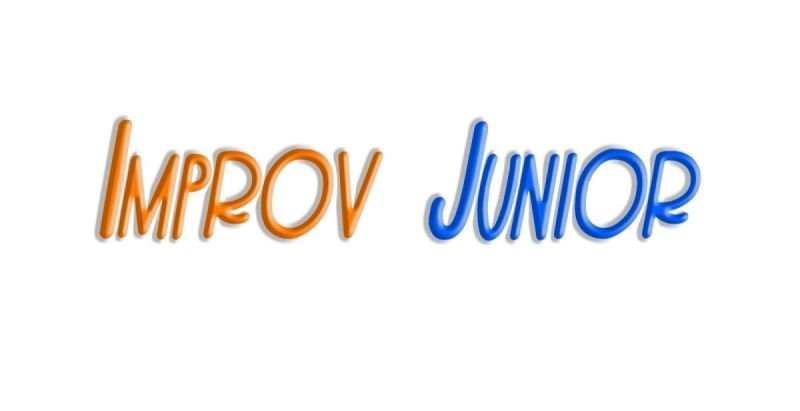 Improv Junior!  CANCELED! Check back in 2020 for a new class!!