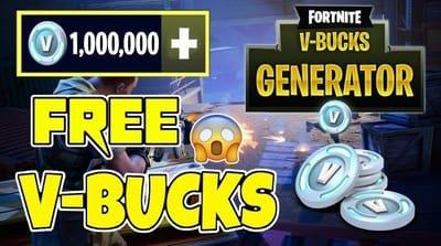 How TO Get Free V-Bucks On Fortnite
