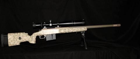 Customer Suppled Remington Action