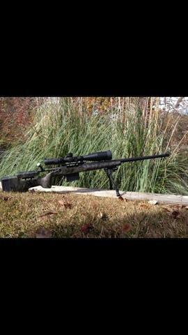 Custom 7mm Remington Magnum Action
