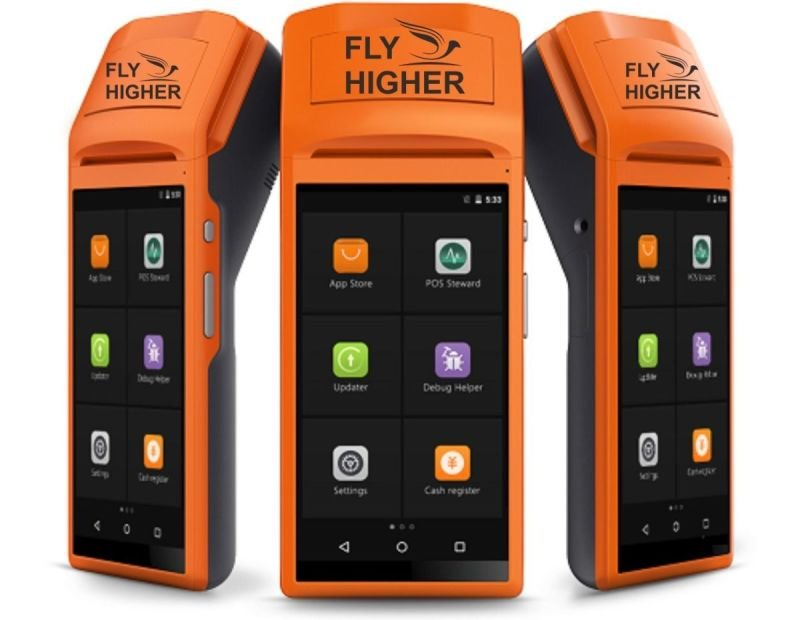 API POS SYSTEM - FLY HIGHER GROUP