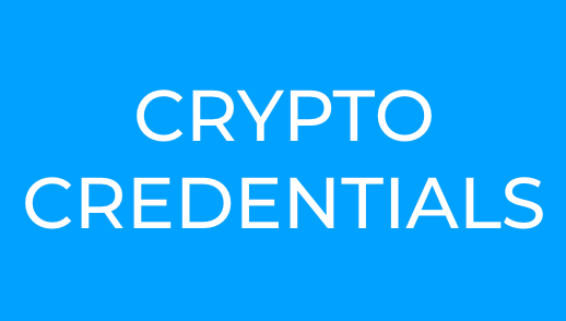CRYPTO CREDENTIALS
