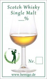 "Whiskyliste ""Turnierpreise"""