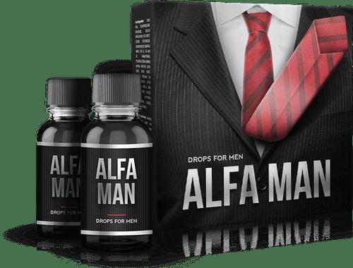 4.Alfa Man Thuốc cường dương bằng thảo dược