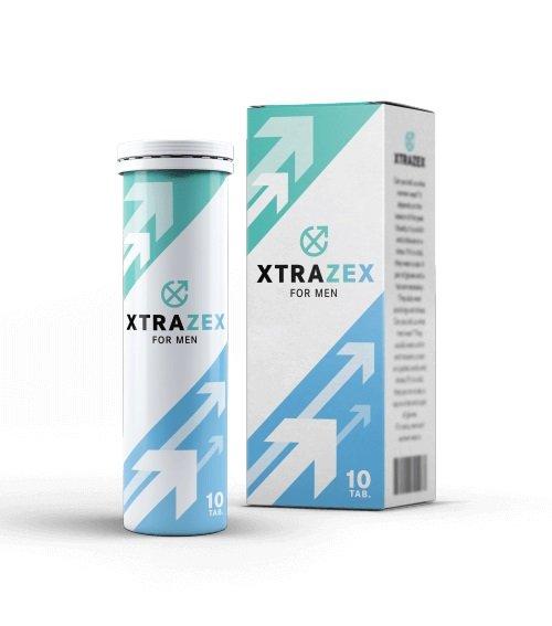 8.XTRAZEX Thuốc cường dương được diễn viên JAV tin dùng