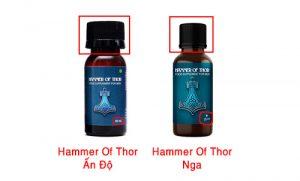 Hammer of thor nga