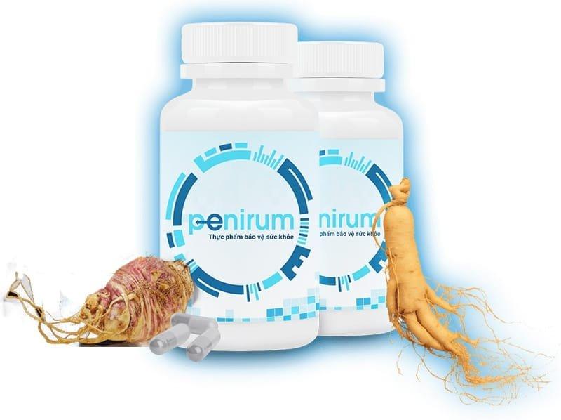 5.PENIRUM- Thuốc kéo giúp chơi lâu ra penirum không tác dụng phụ