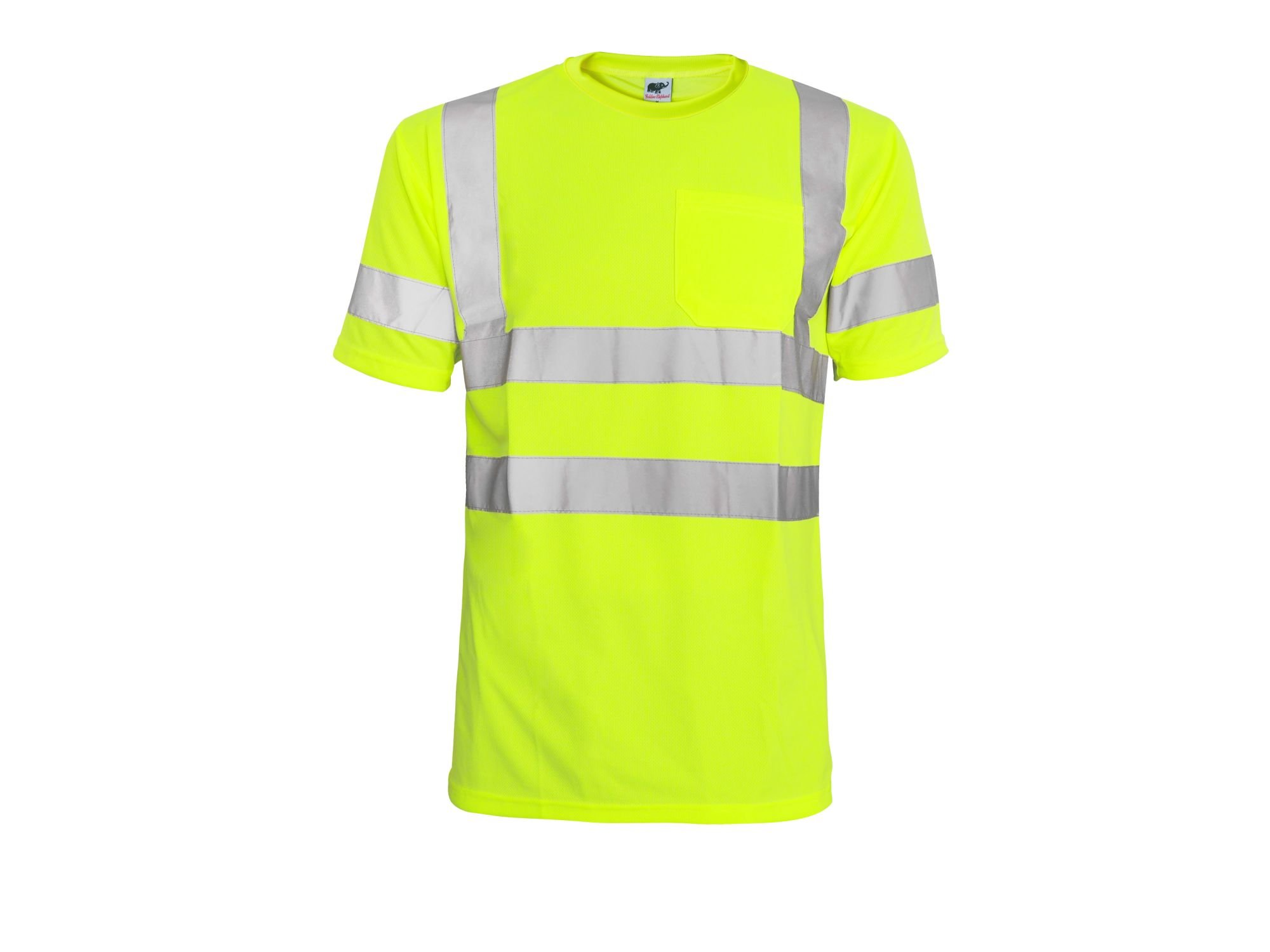 Mix-size Hl VlS T SHIRT ANSI Class 3 Reflective Safety Short SIeeve HlGH VlSIBILITY LIMEE COLOR SIZE