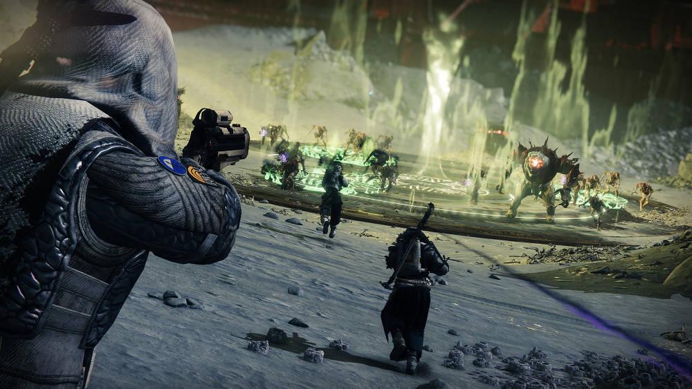 Destiny 2 screen