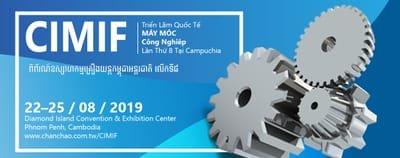 Triển lãm Quốc Tế Máy Móc Công Nghiệp lần thứ 8 tại Campuchia