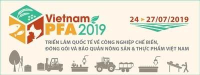 Triển lãm Công nghiệp Chế biến, Đóng gói và Bảo quản nông sản & Thực phẩm 2019
