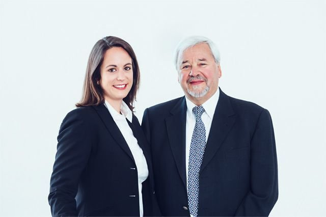 Christina Leibinger & Günther Leibinger