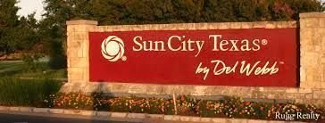 Sun City, Texas is now 20 yrs old