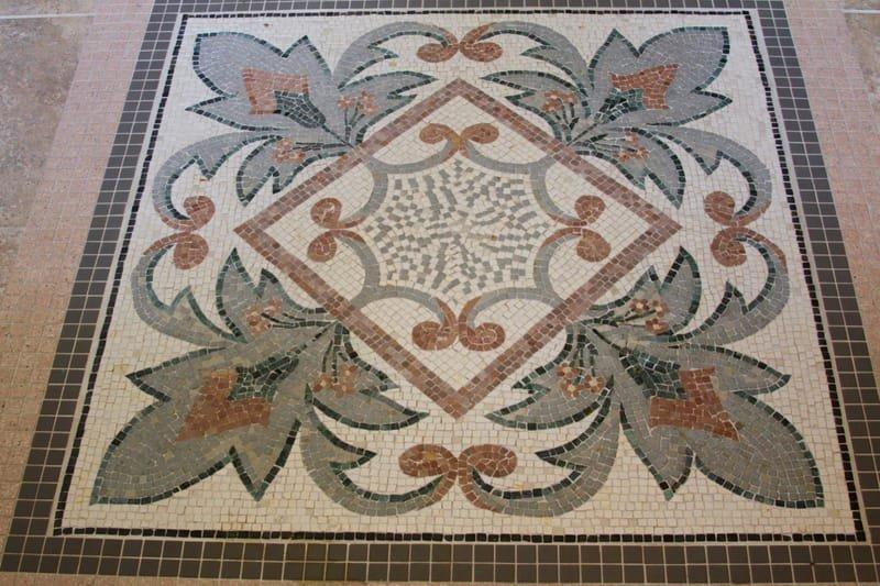 custom tile carpet