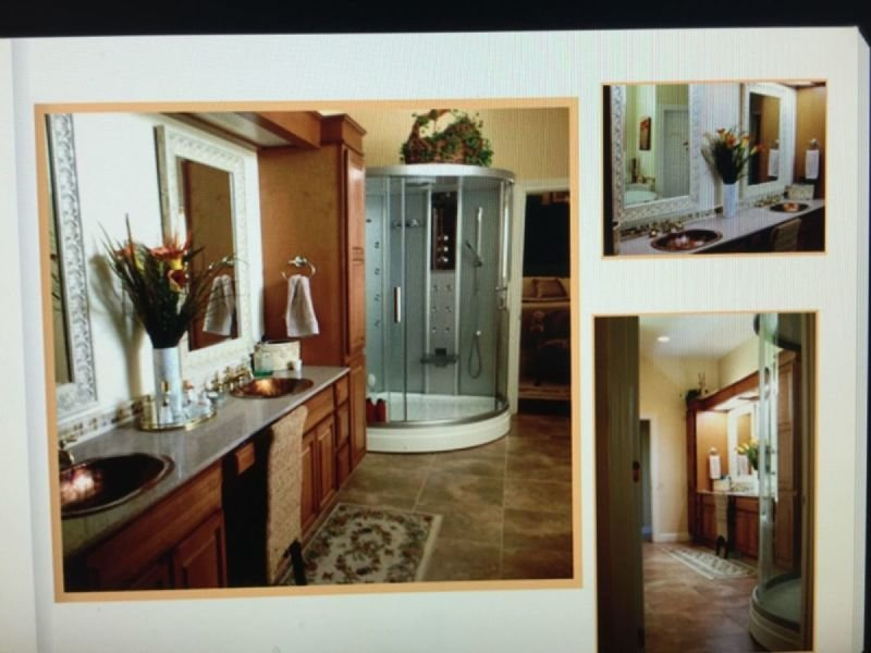 3 luxury baths / large laundry