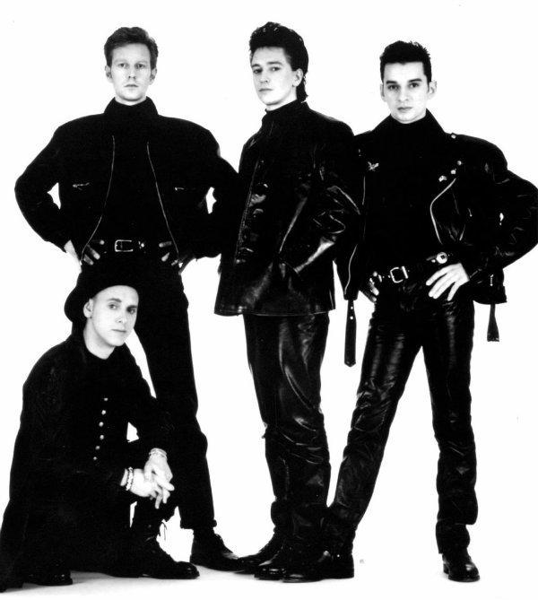 Depeche Mode en 1987