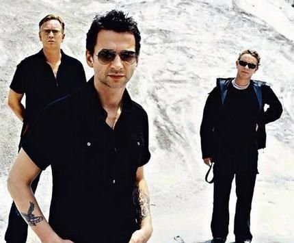 Depeche Mode [Promo Playing the angel: 2005]
