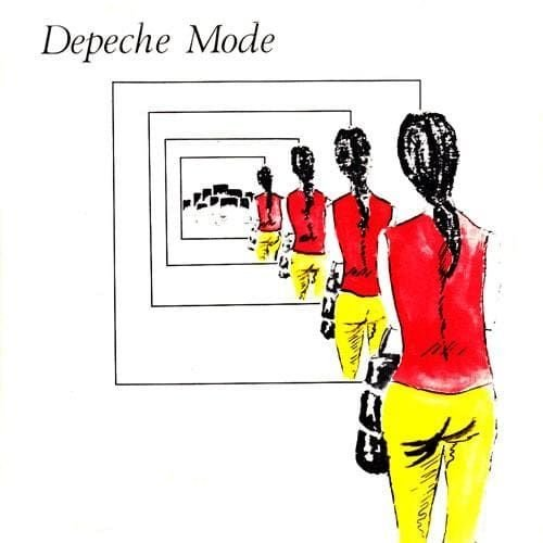 Depeche Mode - Dreaming of me - 12MUTE13