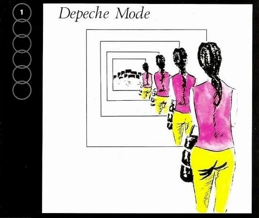 Depeche Mode - Dreaming of me - CDMUTE13
