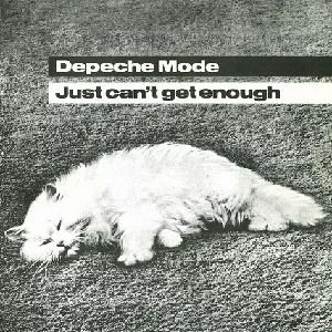 Depeche Mode - Just Can't Get Enough - 7