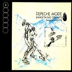 Depeche Mode - Everything counts - CD
