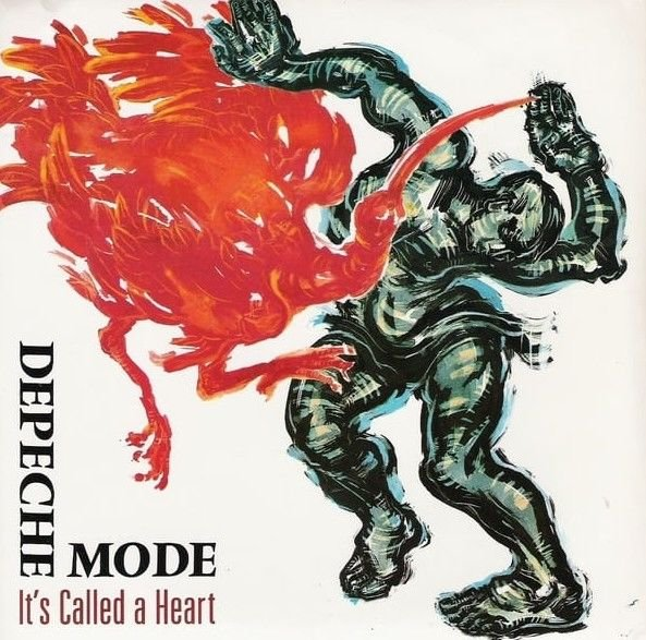 Depeche Mode - It's called a heart - 7