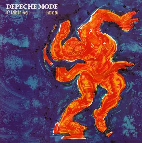 Depeche Mode - It's called a heart - 12