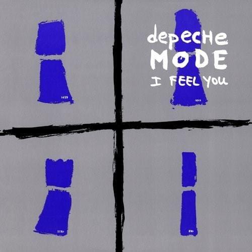 Depeche Mode - I feel you - 7