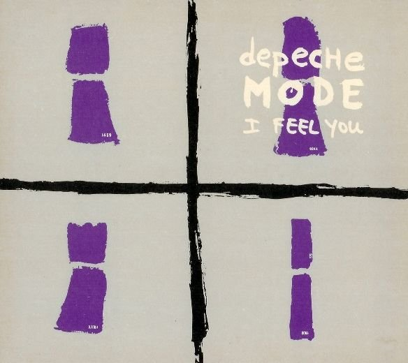 Depeche Mode - I feel you - CD