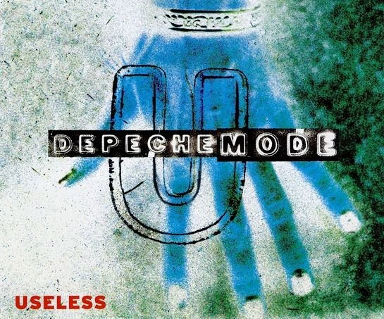 Depeche Mode - Useless - CD [Limited edition]