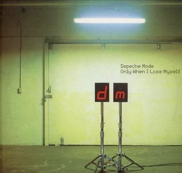 Depeche Mode - Only when i lose myself - 12