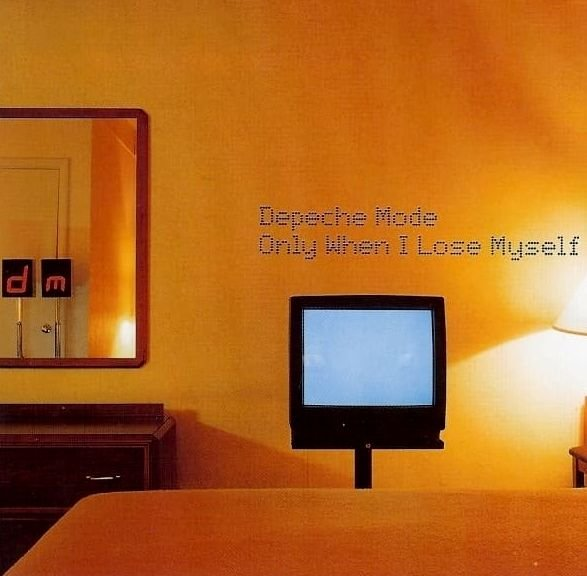 Depeche Mode - Only when i lose myself - CD