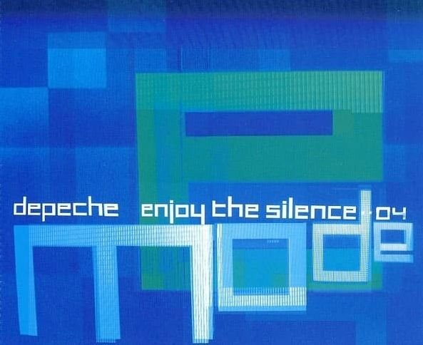 Depeche Mode - Enjoy the silence 04 - CD