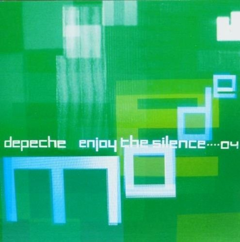 Depeche Mode - Enjoy the silence 04 - CD [Extra limited edition]