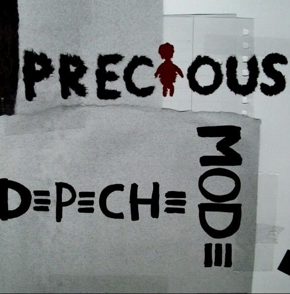 Depeche Mode - Precous - CD