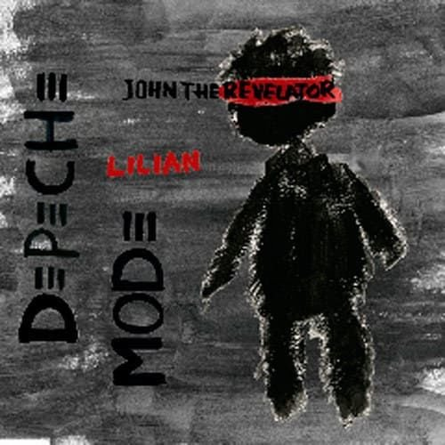 Depeche Mode - John the revelator - CD