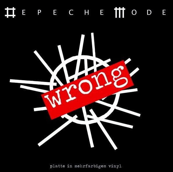 Depeche Mode - Wrong - 7