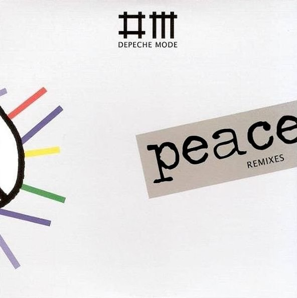 Depeche Mode - Peace - CD [Limited edition]