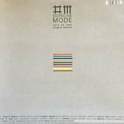 Depeche Mode - Fragile tension / Hole to feed - CD