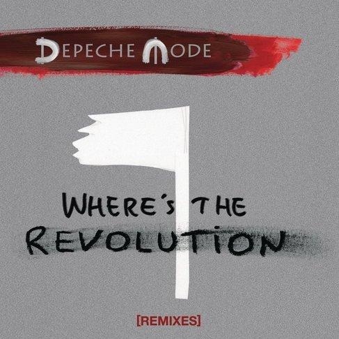 Depeche Mode  -Where's the revolution - CD