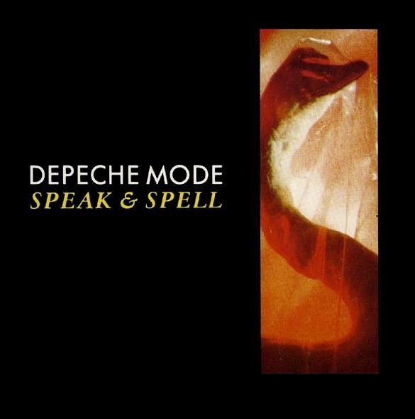 Depeche Mode - Speak and spell - CD