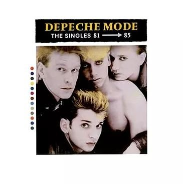 Depeche Mode - The singles 81>85 - CD