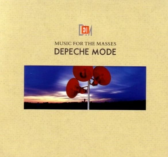 Depeche Mode - Music for the masses - CD