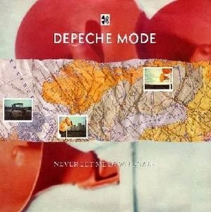 Depeche Mode - Nevert let me down again -