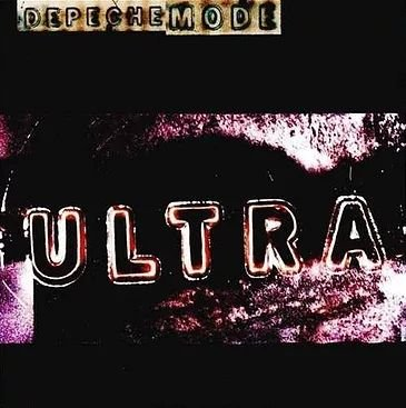 Depeche Mode - Ultra - CD + DVD