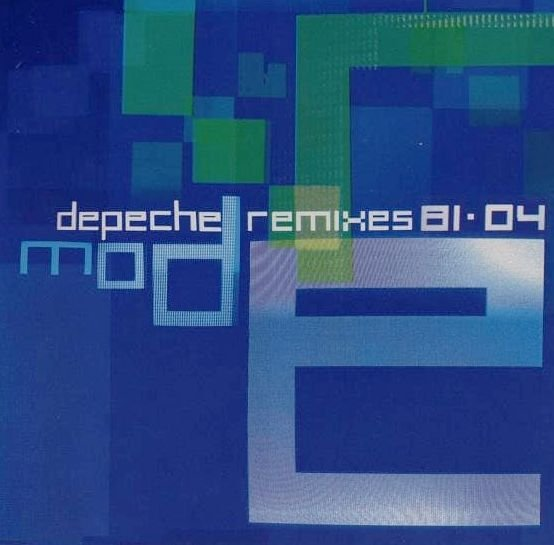 Depeche Mode - Remixes 81>04 - CD