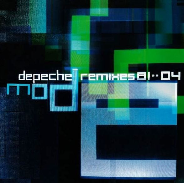Depeche Mode - Remixes 81>04 - 2 X CD