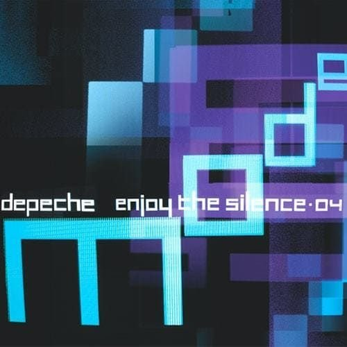 Depeche Mode - Enjoy the silence 04 -