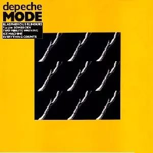 Depeche Mode - Blasphemous rumours / Somebody - [Limited edition]